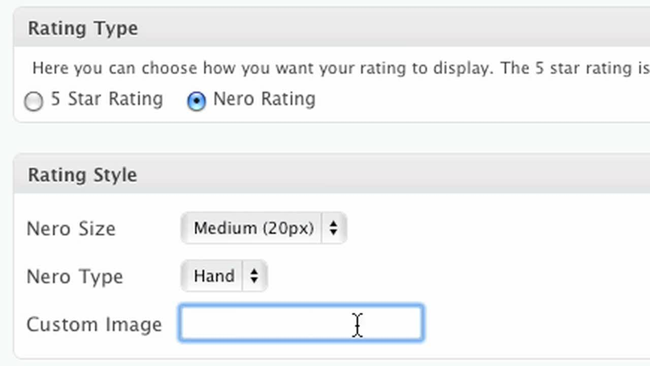 Add User Ratings to your WordPress.com Posts, Pages & Comments