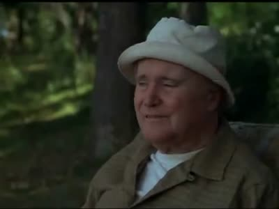 I just like that story – Burgess Meredith-Grumpier Old Men