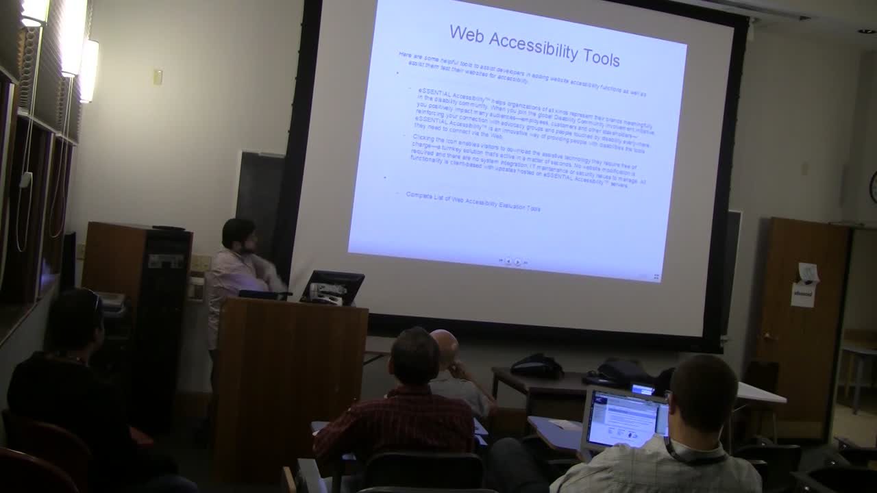 Jordan Quintal: WordPress Accessibility – Building Websites That Everyone Can Use