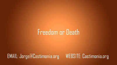 Freedom or Death