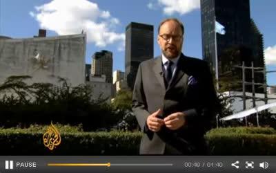 al-Jazeera Syria 09-25-12