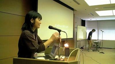 WordCamp Kyoto 09: Naoko McCracken