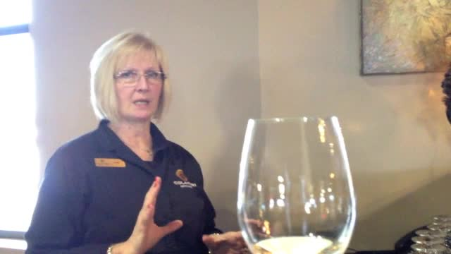 Tasting at Colaneri Estate Winery