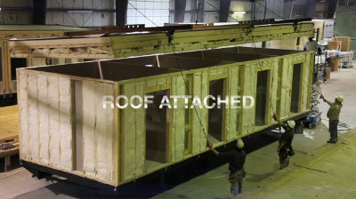 In-factory Modular Prefabrication