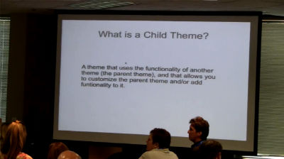 Beth Backen: How (And Why) To Create A Child Theme