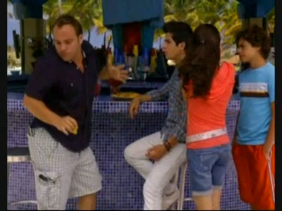 David DeLuise dancing