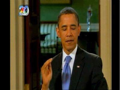 Obama BBC Fly