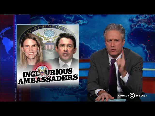 Inglourious Ambassadors