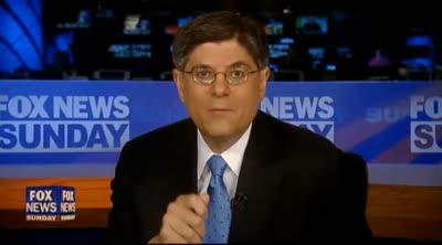 FoxNews Chris Wallace Interviews Chief of Staff Jack Lew