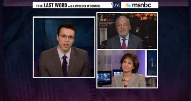 THE LAST WORD – REPUBLICANS SHRUG OFF NORQUIST PLEDGE