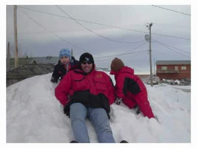 "View a Video Presentation:  Jeff""s 2004 Journey Along the Iditarod Trail"