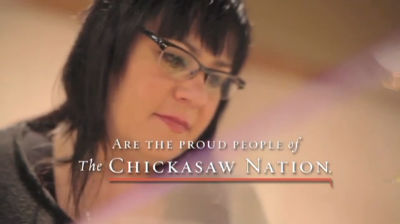 Traci Morris Chickasaw Nation Video