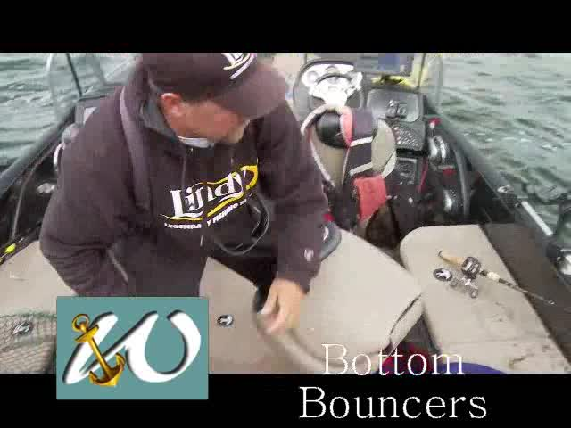 Bottom Bouncing Catching Fish