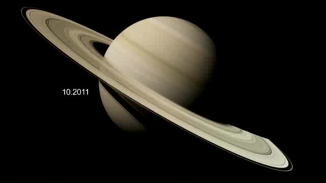 Monster Saturn Storm