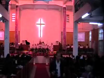Guangzhou Shifu Baptist Chruch Choir 2