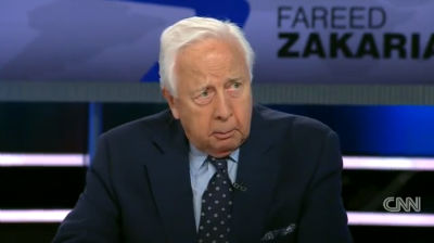 David McCullough on Obama