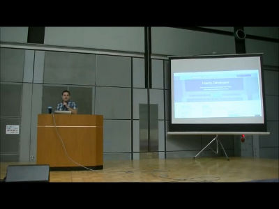 Joey Kudish and Mayuko Moriyama: Worldwide Usage of WordPress – 世界の WordPress 事情