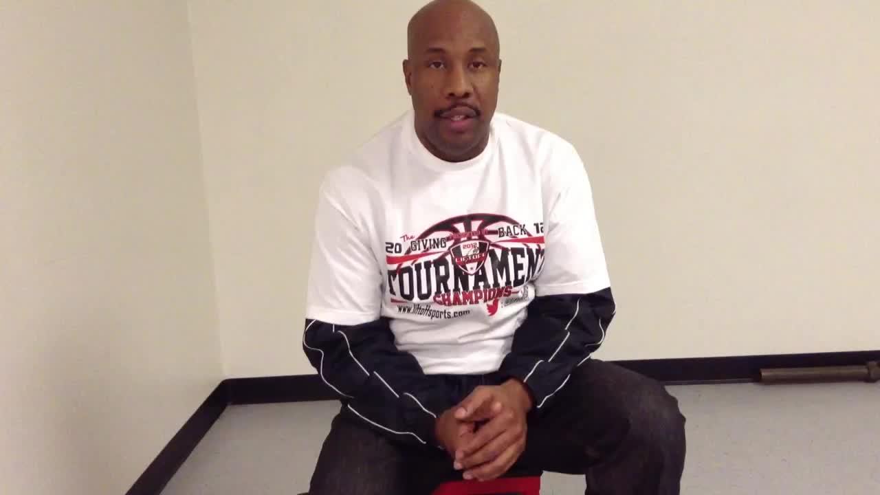 Coach Craig/13u Championship Coach