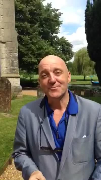 Robert Richmond in Stratford