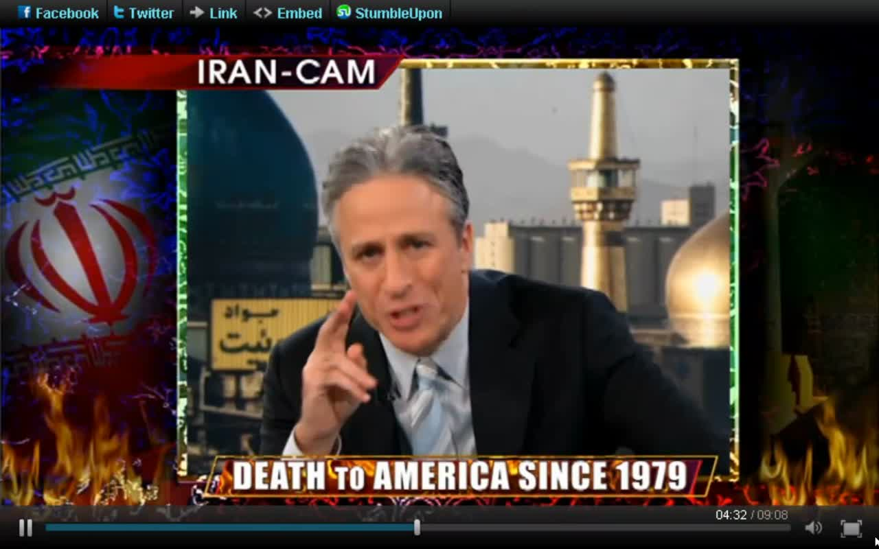 Daily Show – Jon Stewart Says Erectile 03-06-12