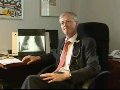 Earlier diagnosis of lung cancer in Dublin