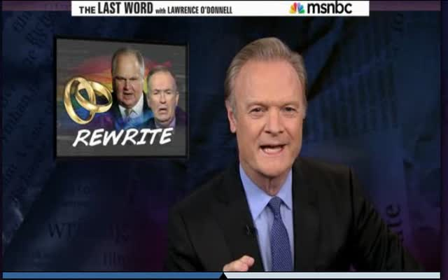 HATRED – LIMBAUGH AND O'REILLY