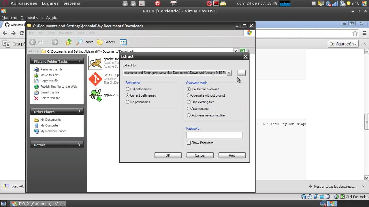 Explotación de Software Parte 21 – Instalación de Sulley Framework