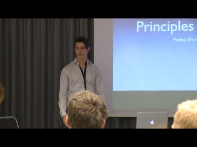 Thomas Bensmann: Responsive design principles and techniques