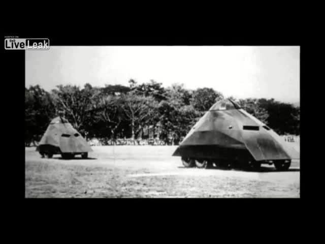 Vintage War Machines – The Root Of Modern Weapons