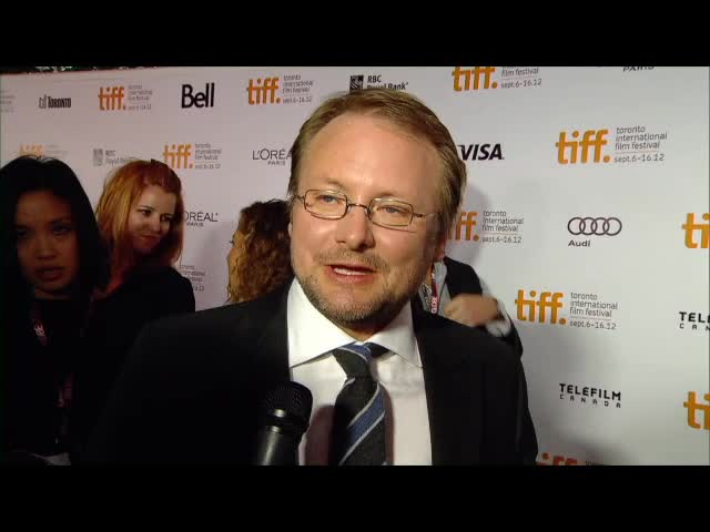 Rian Johnson TIFF Looper