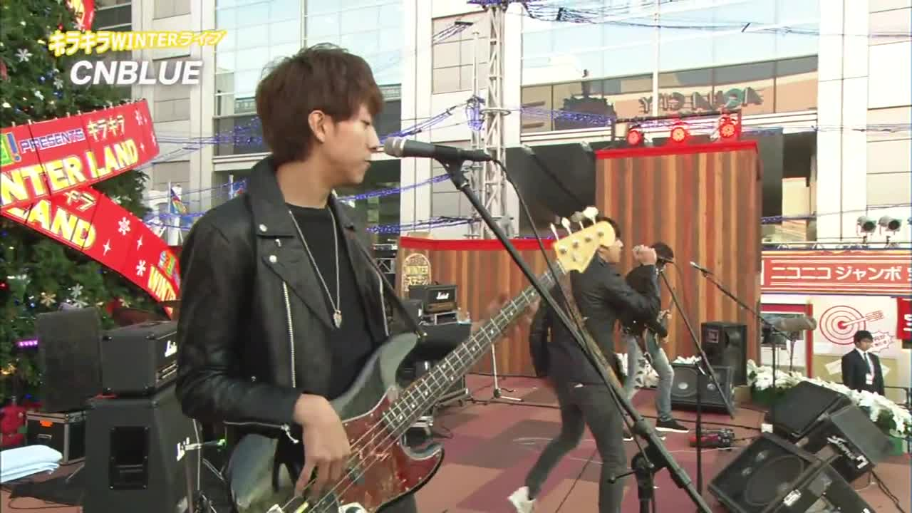 """Have a good night"" 2012.12.25 Kirakira Winter Live 작곡 (Music): 정용화 Jung Yong Hwa 작사 (Lyrics): 정용화 Jung Yong Hwa"