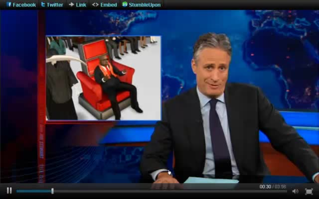 Jon Stewart on the Supreme Court and Obamacare