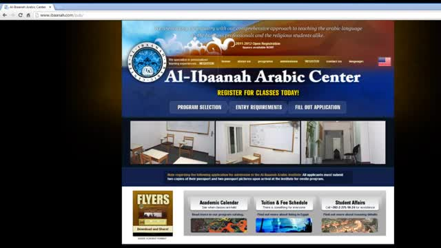 Where to Study Arabic in Egypt for English-Speakers  Shaykh Hassan al-Bannah