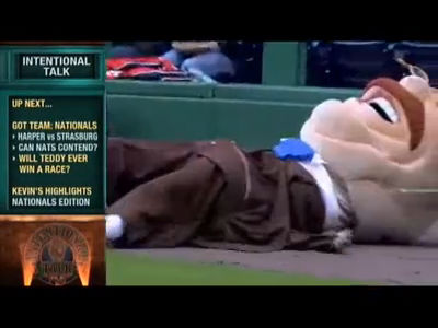MLB Network – Will Teddy finally win?