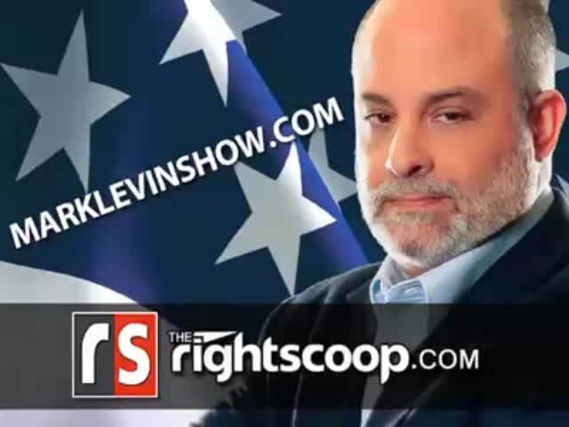 Mark Levin On The Fed's War On Cliven Bundy