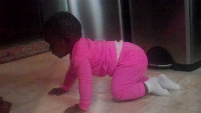 kira crawling