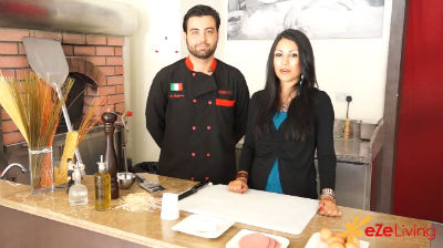 italian dish (broadcast in farsi)