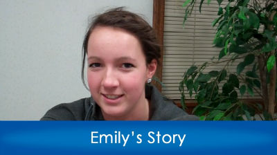 Emily's Story…the beginning