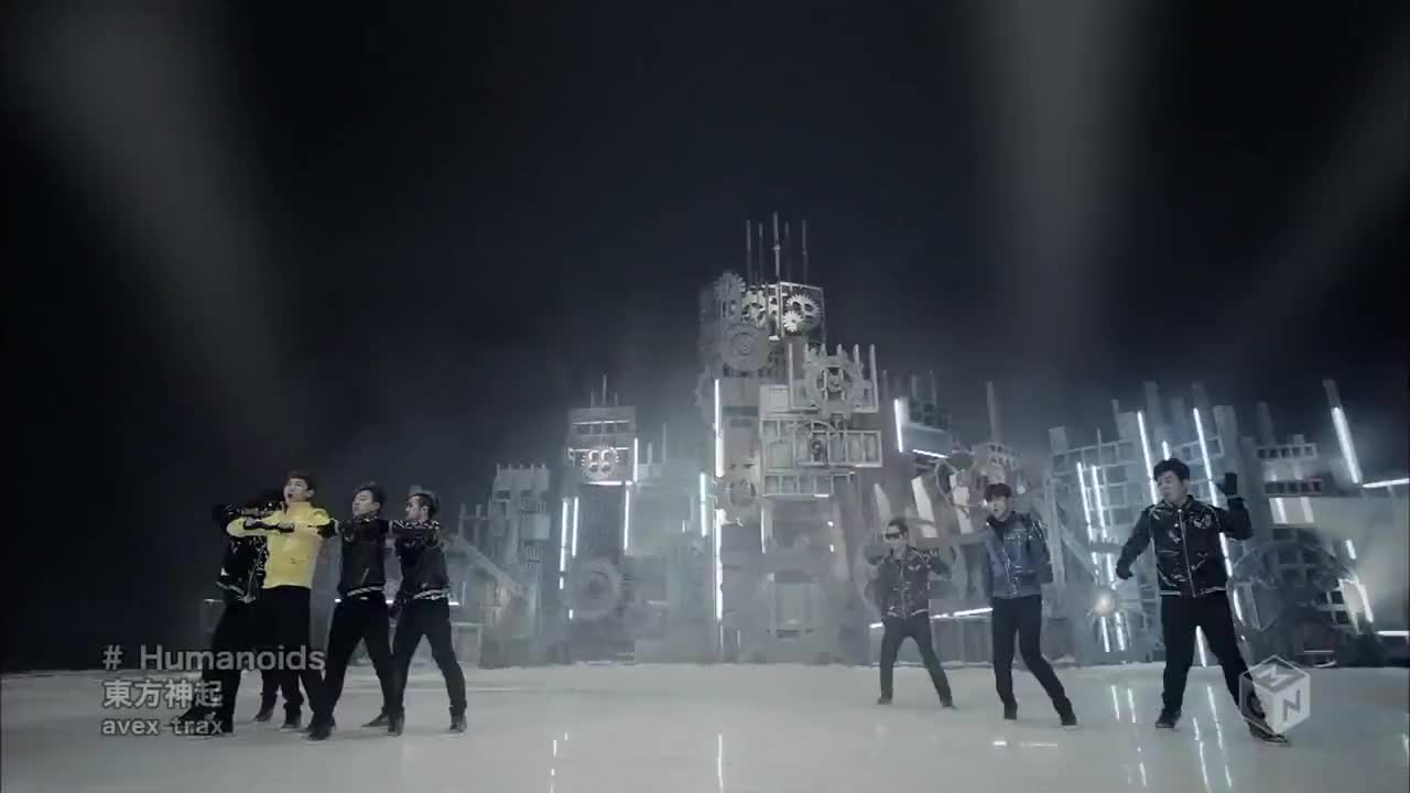 TVXQ (東方神起)_Humanoids P_V [HD]