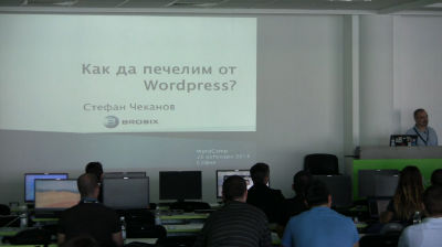 Stefan Chekanov: How To Make Money With WordPress