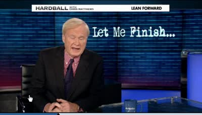 HARDBALL – CHRIS MATTHEWS – GO VOTE – THIS ONE IS FOR HISTORY