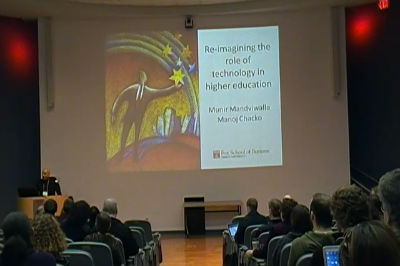 Munir Mandviwalla: Re-imagining higher education as an open source community with WordPress and BuddyPress