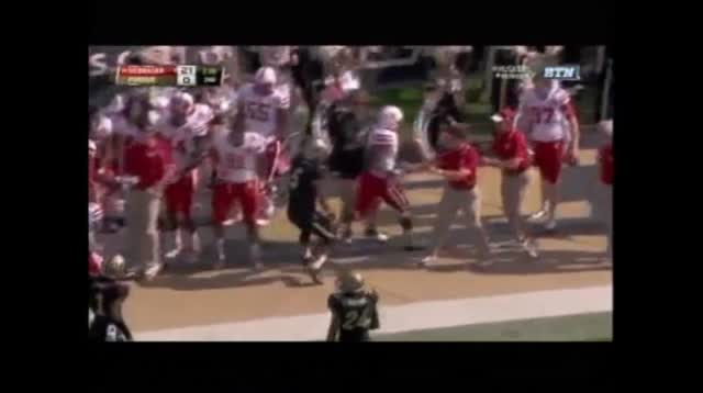 Quincy Enunwa 35 yards vs Purdue