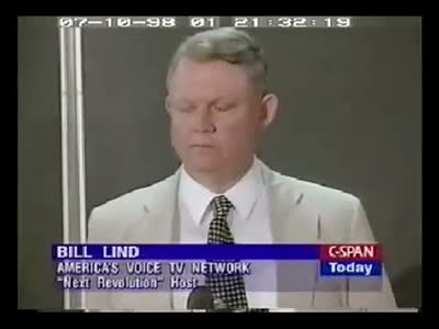 Bill Lind on political correctness 1 of 2 [mirror vladtepe].flv – YouTube