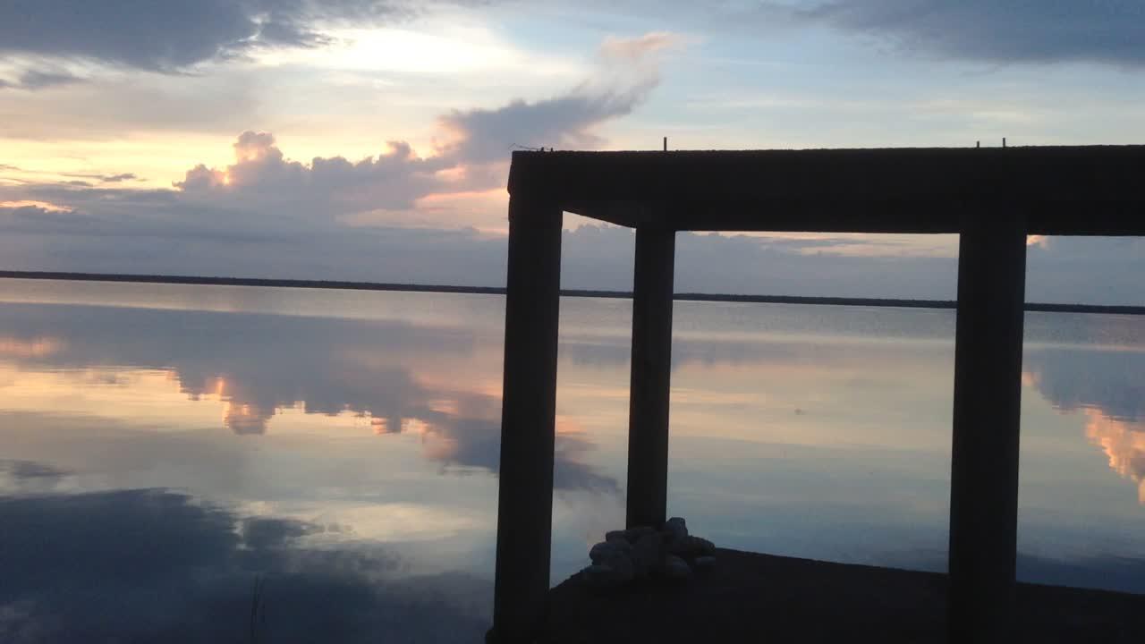 Laguna Bacalar Sunday