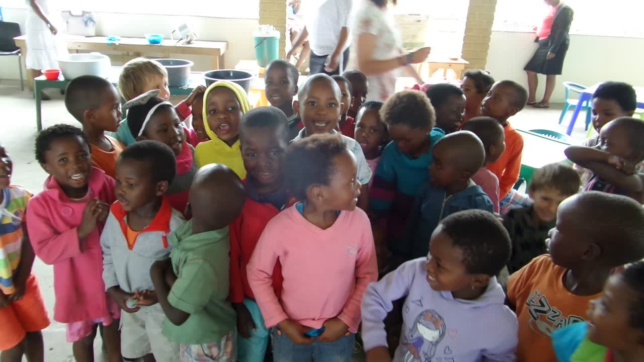 Manuel – Community work in South Africa