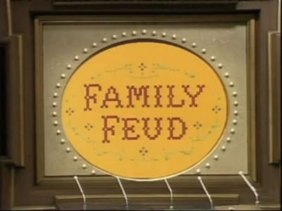 American Mess as Family Feud