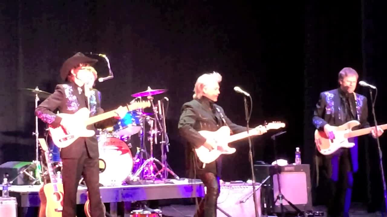 Marty Stuart Beacon Theatre