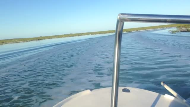 CROSSING ROCKS BONEFISH CHASE (Bond)