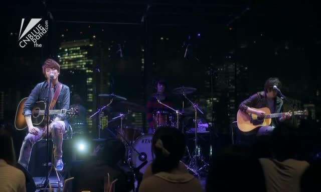 """Y, why…"" 작곡 (Music): 정용화 (Jung Yong Hwa), RYO 작사 (Lyrics): 정용화 (Jung Yong Hwa) 2012.02.25 MTV Unplugged"